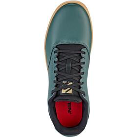 adidas Five Ten 5.10 District Flats Scarpe Uomo, legend ivy/legend ivy/goldmt